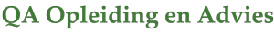 QA opleiding en advies logo