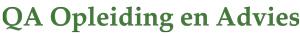 Logo QA Opleiding en Advies